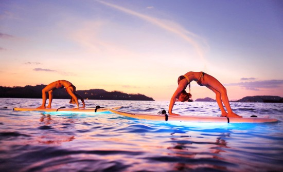 Costa Rica Stand Up Paddle Boarding Destinations