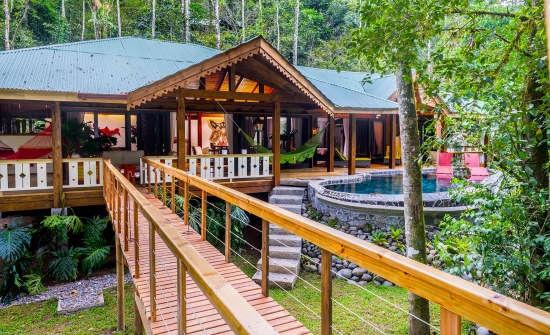 Pacuare Lodge, Costa Rica