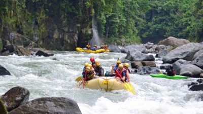 Rainforest Adventure Vacation Package