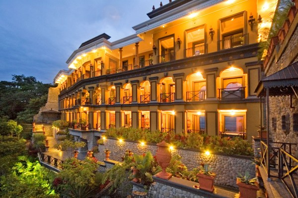 Romantic Hotels Costa Rica