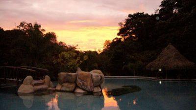 Hotel Borinquen, Costa Rica