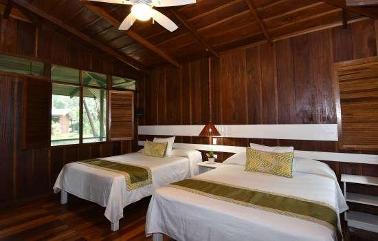 Mawamba Lodge in Tortuguero, Costa Rica