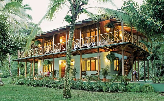 Tortuga Lodge and Gardens, Costa Rica