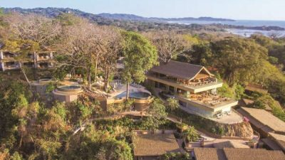 Lagarta Lodge, Costa Rica